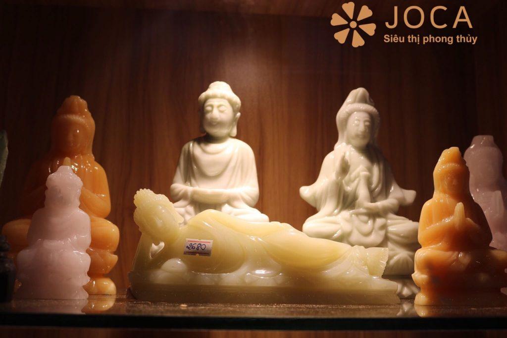 Tượng Phật Nằm Ngủ Ngọc Pakistan 3